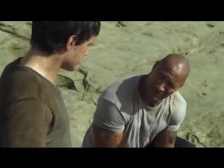 Съемки фильма Путешествие 2 Таинственный остров