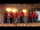 ГИИЯ Новогодний концерт 2015 Танец