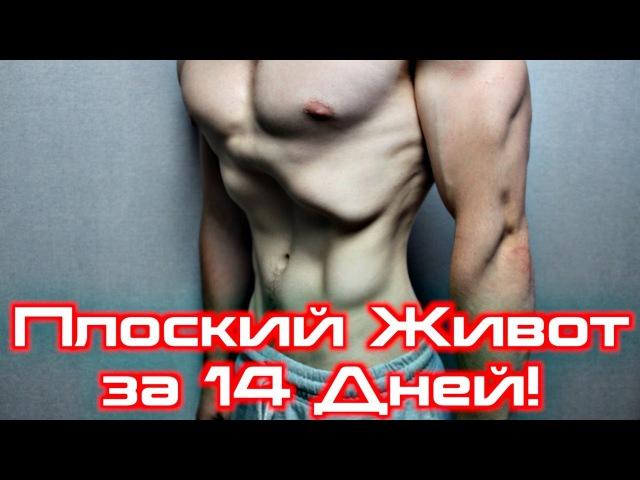 Упражнение Вакуум для Плоского Живота (РЕЗУЛЬТАТ ЗА 14 ДНЕЙ)