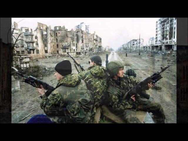 1 я чеченская война Грозный 1995 г 18
