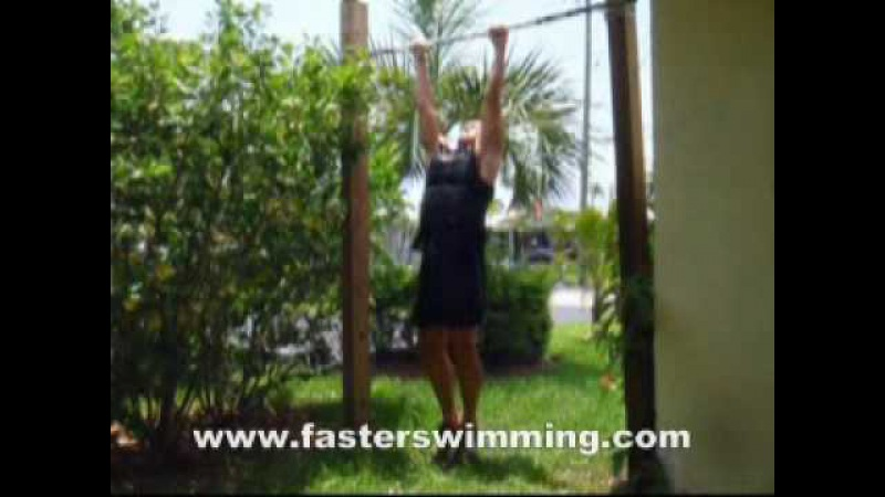 Faster Swimming Core Training 3