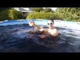 БАССЕЙН ИЗ 6000 ЛИТРОВ КОКА-КОЛА и МЕНТОС ! 1,500 Gallon Coca-Cola Swimming Pool