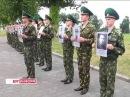 22 июня 2016...Акция пограничников «Боевой расчет»...Брестская крепость-герой