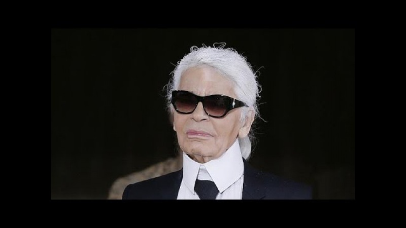 Karl Lagerfeld : je peux faire ce que je veux où je veux, c'est le comble du luxe