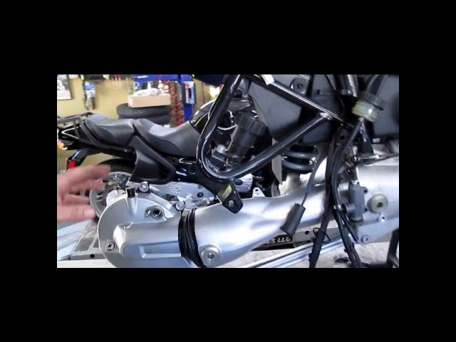 BMW Service - Para-Lever Rear Drive Removal Installation