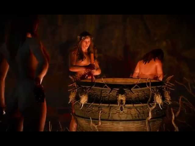The Witсher 3- Битва с ведьмами.