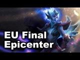 Power Rangers No Diggity! - Epicenter EU Qualifier Final Dota 2