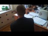 задержание и допрос беглеца из КП 45