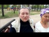 Сепаратистка скулит что осталась без пенсии, света и газа