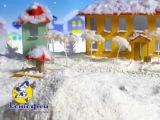 Котофей. Рекламный ролик - зима (Осторожно! Гололёд)