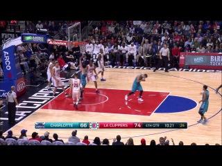 NBA Recap Charlotte Hornets vs Los Angeles Clippers | January 9, 2016 | Highlights