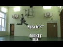 Dunk TV Presents::Sergey Nozdrin aka Noza 6'2 Crazy white Dunker