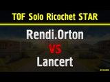 Rendi.Orton vs. Lancert TOF Solo Ricochet 07.09.2016