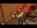 Замена установка смесителя своими руками