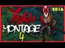Yasuo Montage 4 - Best Yasuo Plays 2016 - League of Legends [LOLPlayVN]