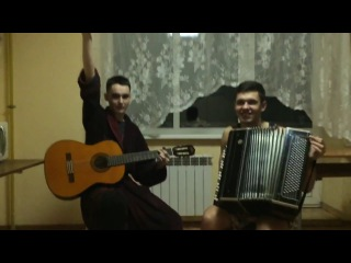 Sergio Seko and Андрій Скляренко - Wind Of Change (Scorpions cover специально для ДВШ)