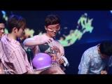 [160821] L.Joe & ChangJo Game @ Teen Top 5th Official Fanmeeting