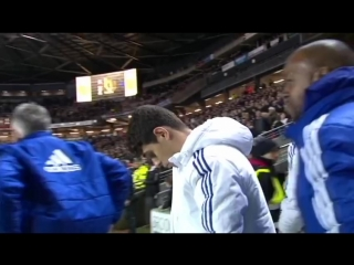 After MK Dons 1-5 Chelsea!