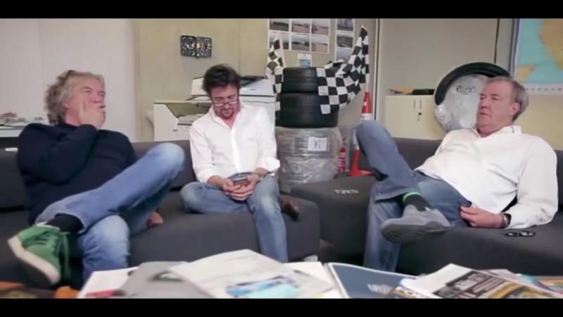 Amazon The Grand Tour New Top Gear Jeremy Clarkson - Новый Топ Гир Кларксона