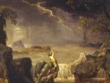 ПРОТИВ ГОЛИАФА. 143 псалом. Михаил Васильевич Ломоносов (1711-1765). Библейский сюжет