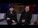 Вечерний Ургант. Группа Агата Кристи в гостях у Ивана Урганта (24.02.2015)