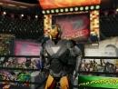 Капитан Америка и Железный Человек против Бэтмена и Супермена (с Супергёрл)