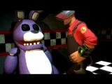 ТОП 10 смешных анимаций FNAF