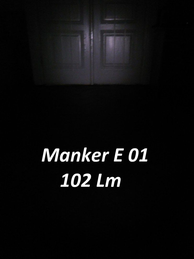 Aliexpress: Два малыша от Manker - наключник и EDC фонарь