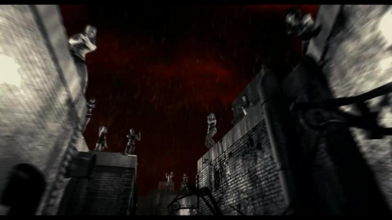 Город грехов Sin City 2005 Трейлер №2 дублированный