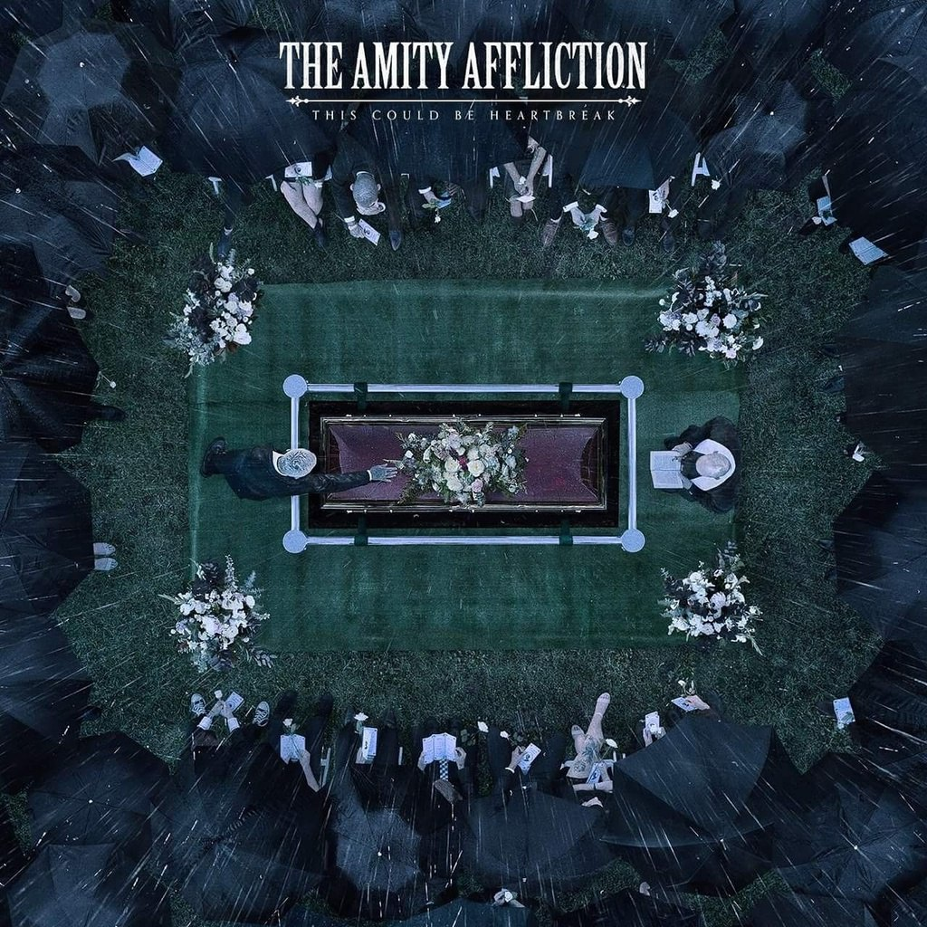 The Amity Affliction – I Bring The Weather With Me [single] (2016)