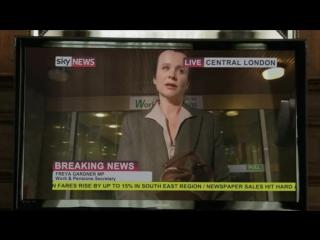 Муж женщины-политика (2013) 3 серия [Страх и Трепет]