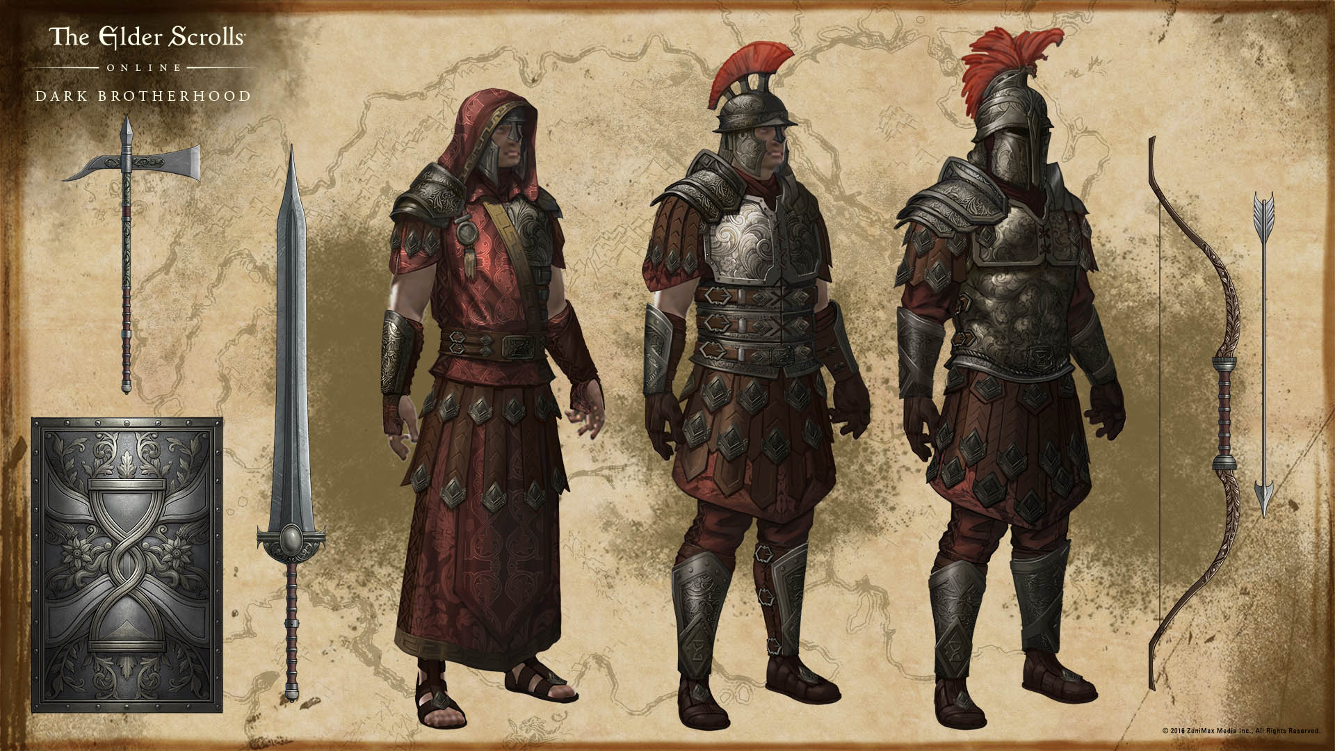 Eso Armor Crafted Styles