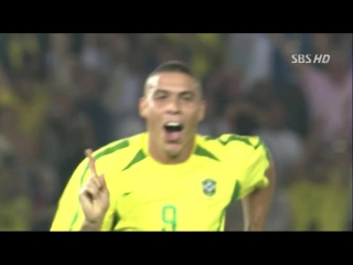Ronaldo's goal – Germany vs Brazil (WC 2002)