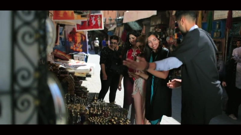 المغرب مغربنا ( كليب ) - دنيا بطمة _ AlMaghreb Maghrebna ( Clip ) - Dounia Batma