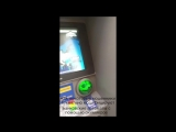 Скиммер на банкомате в Австрии
