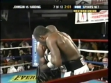 2003-05-18 Glen Johnson vs Eric Harding (vacant USBA Light Heavyweight Title)