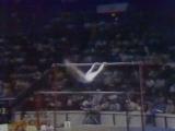 Nadia Comaneci - 1976 Gymnastics All Seven Perfect 10's HQ
