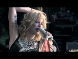 ПИКНИК АФИШИ ALIVE - 2011 Courtney Love and Hole. Amen.