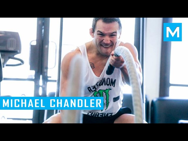 MMA Training Motivation with Michael Chandler   Muscle Madness