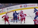 William Nylander buries Kadri's feed vs Red Wings 4/2/16