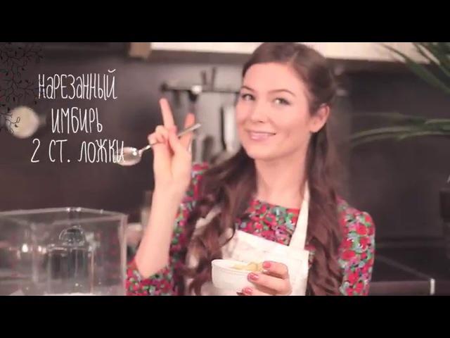 Сыроедческий суп карри с кокосовым молоком | raw | vegan | рецепт от ВкусЦвет