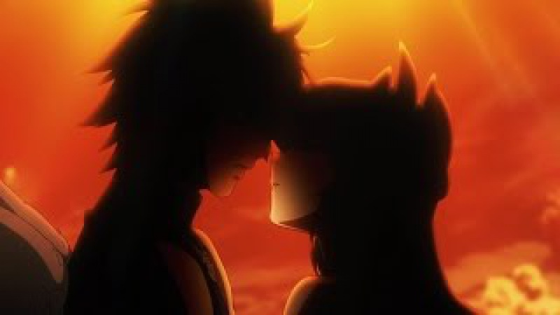 Прошу тебя только жди Аниме клип о любви