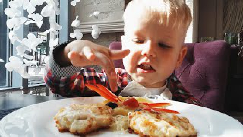 Итальянский РЕСТОРАН с детской комнатой Детское меню Italian restaurant Kids menu