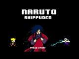 Naruto Shippuden Opening 16 - Silhouette 8-bit NES Remix