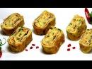 Cách làm món trứng cuộn Tamagoyaki Nhật bản Японский омлет для суши Тамаго яичный ролл