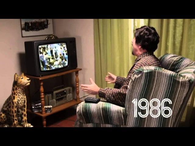 Publicidad GEORGALOS Nucrem Mundial 2014 - Pasan los años - Tano Pasman