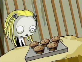 Ленор - маленькая мёртвая девочка: Волшебный кекс (7-я серия)