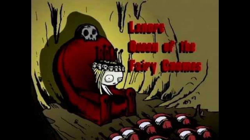 Ленор - маленькая мёртвая девочка: Королева волшебных гномов (9-я серия)