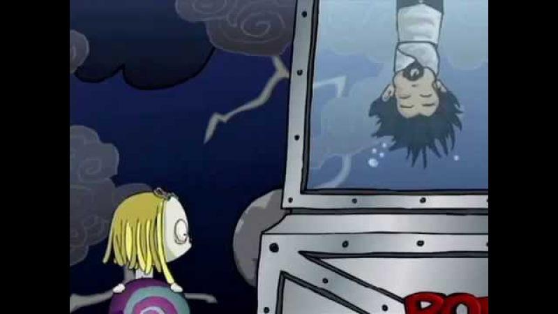 Ленор - маленькая мёртвая девочка: Фокусник (3-я серия)