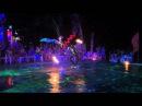 Остров Пхи-Пхи Дон. Тайланд_Фаер шоу на пляже бар IBIZA